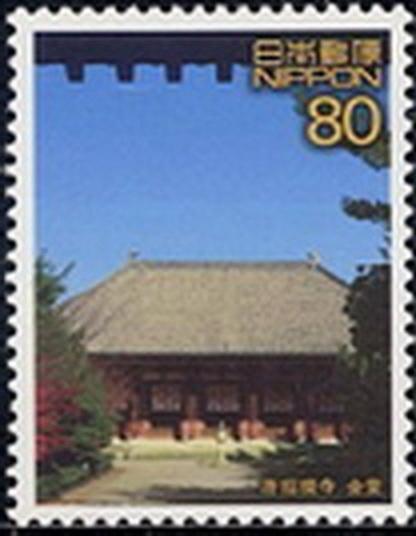 室生寺五重塔:是日本最小的户外五重塔(国宝高16m)